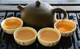 茶叶网站模板